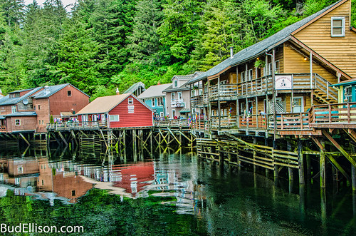 Reflections In Ketchikan | by bud ellison - from the street