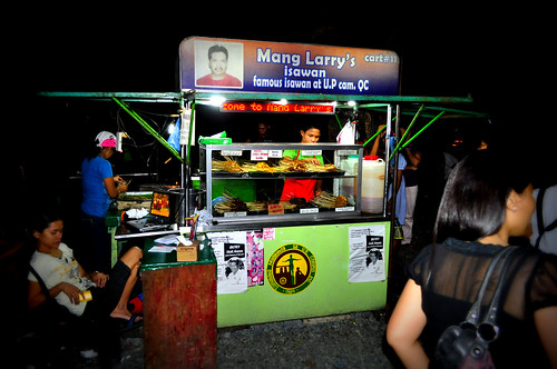 Mang Larry's Isaw UP Diliman   by phil_trophy
