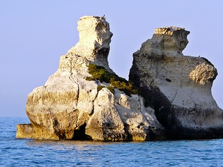 Le due sorelle - Torre dell'Orso (Lecce) | by *Blunight 72*
