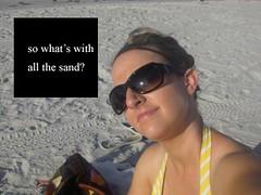 sand self portrait | by mooshinindy
