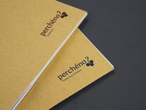 """""""Perchéno"""" book"""
