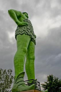 jolly green giant | by 4Neus
