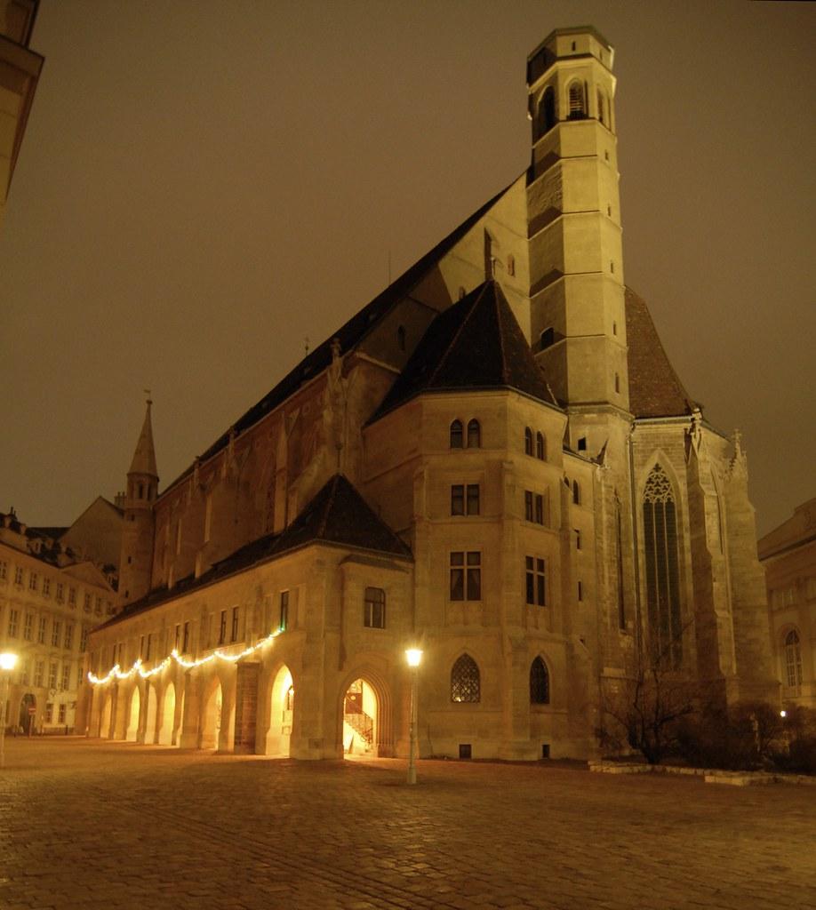 Wien: Minoritenkirche