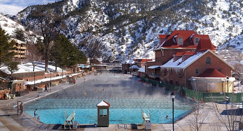 blue winter vacation sky autostitch panorama white mountain snow mountains water pool train swimming swim colorado stitch pano glenwood handheld boxcar february tanker hotsprings detailed glenwoodsprings ptgui