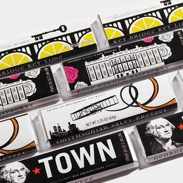 Promotional Candy Bar Packaging | by DesignBliss-Flickr