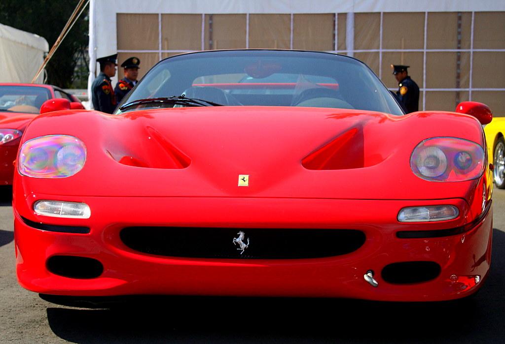 Ferrari F50 En Mexico Segundo Festival Ferrari México Flickr