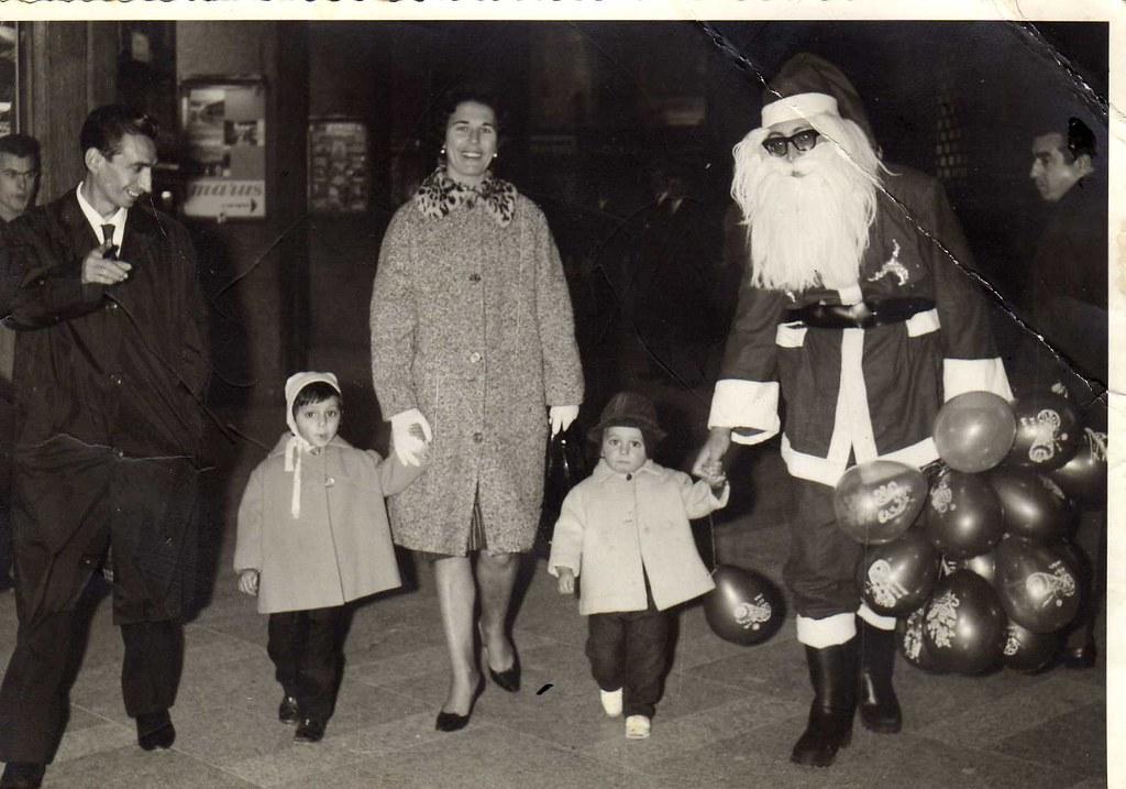 Immagini Natale Anni 60.Natale Anni 60 Foto Inviata Per Www Palermo Blogolandia I