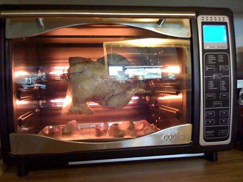 Mmmm rotisserie chicken