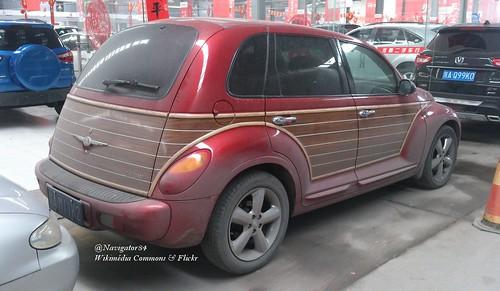 Chrysler Pt Cruiser - Woody Kit