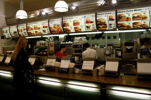 Praha McDonalds | by jareed