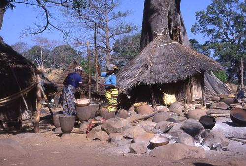 Bedik Village, Southeast Sénégal | by gbaku