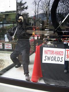 Hattori Hanzo Swords? Riiiiiight | by jpellgen (@1179_jp)