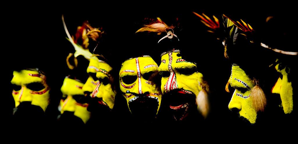 Hulis Wigmen Papua New Guinea - Mount Hagen