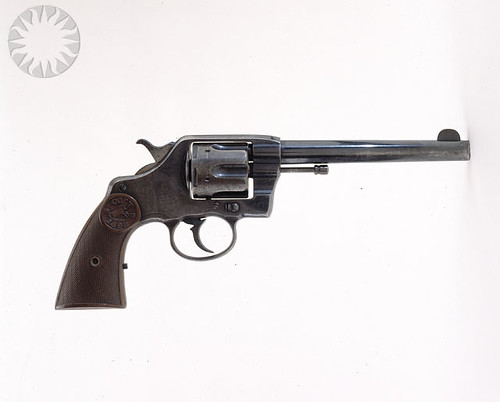 Colt Model 1892 Revolver | by public.resource.org