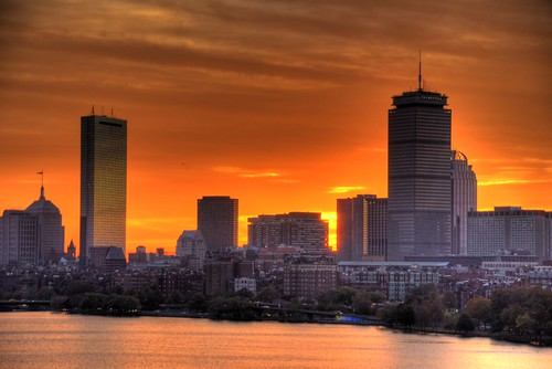 Boston sunrise | by slack12