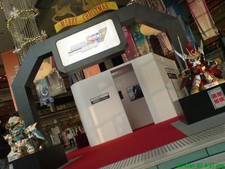 The Entrance to Gundam+GunPla Expo 2007 !!! xD