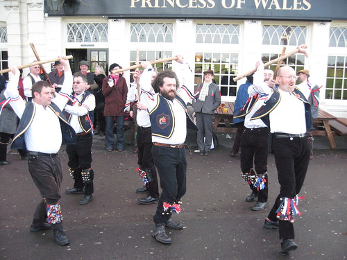 Blackheath Morris Dancers