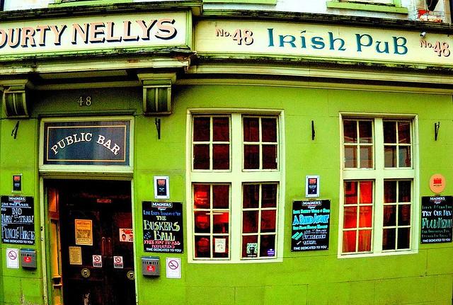 So Irish...