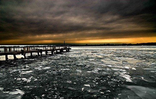 Waterfront Pier by RL Pictures