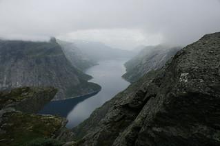 Trolltunga | by Jörgen Nybrolin