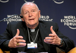 Cardinal McCarrick - World Economic Forum Annual Meeting Davos 2008 | by World Economic Forum