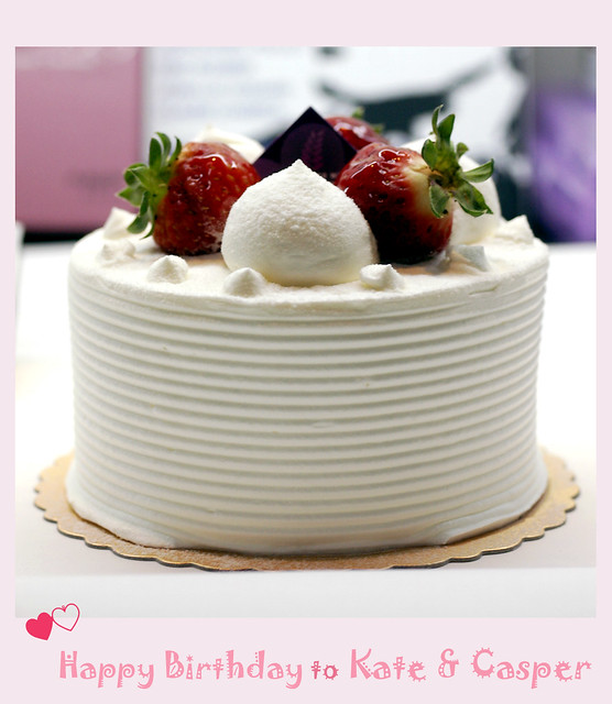 Excellent The Cute Birthday Cake Its Our Birthday Cake Which Is Sm Flickr Funny Birthday Cards Online Elaedamsfinfo