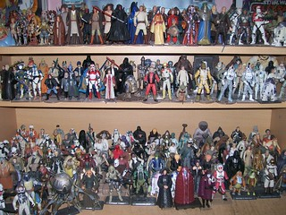 A Bit Of My Star Wars Action Figure Collection | by THEREALGINGERPRINCE
