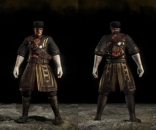 nioh sanada armor