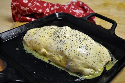 Unbaked Brie Loaf | by razorfamilyfarms