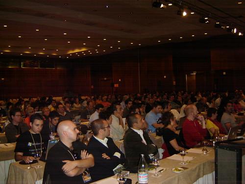 Asistentes a Evento Blog España 2007 | by luisrull