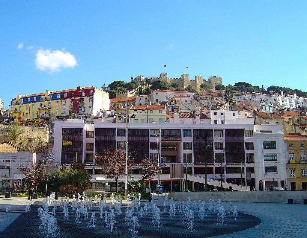 Martim Moniz - Lisboa - Portugal