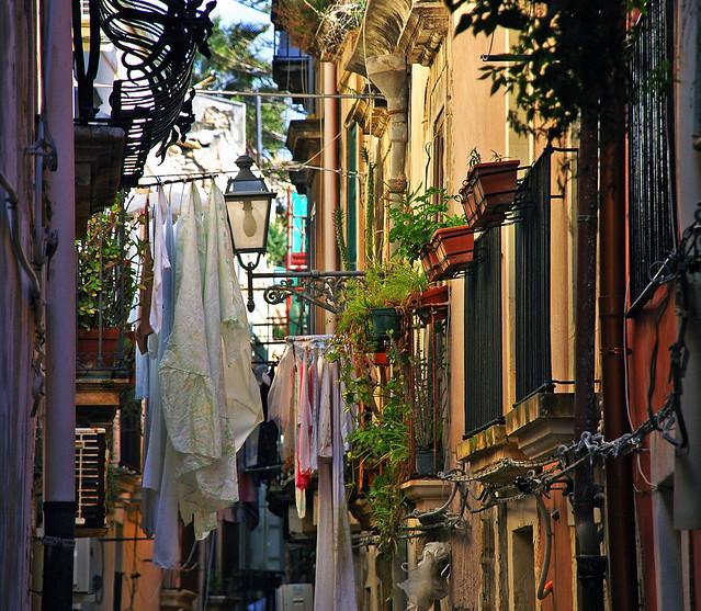 Siracusa (Italy) - Narrow Street