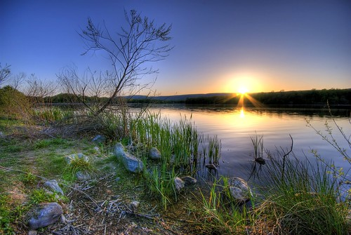 sunset usa sun lake water landscape geotagged pennsylvania pa poconos hdr lehigh pocono sigma1020mm 3xp lakeminsi northamptoncounty diamondclassphotographer northbangor