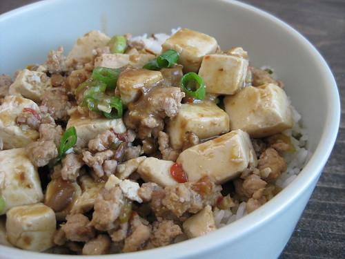 Mapo Tofu | by Sunday Nite Dinner