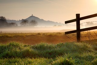 Spring Mist under Glastonbury Tor | by Tony Armstrong-Sly