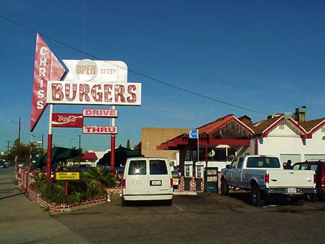 LA PUENTE, CALIFORNIA - USED TO BE GIGI'S BURGERS