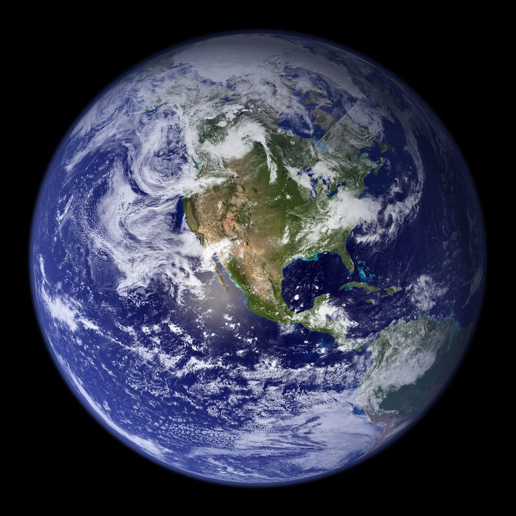 Blue Marble (Planet Earth) | Courtesy: NASA / Goddard Space