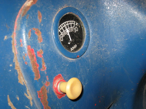 1950 Ford 8n Amp Gauge