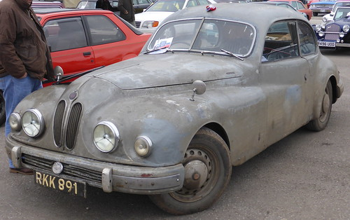 Bristol 403 (1953)