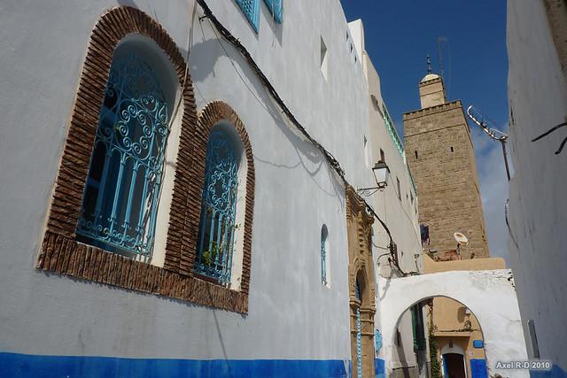 Rabat : Casbah des Oudaïas