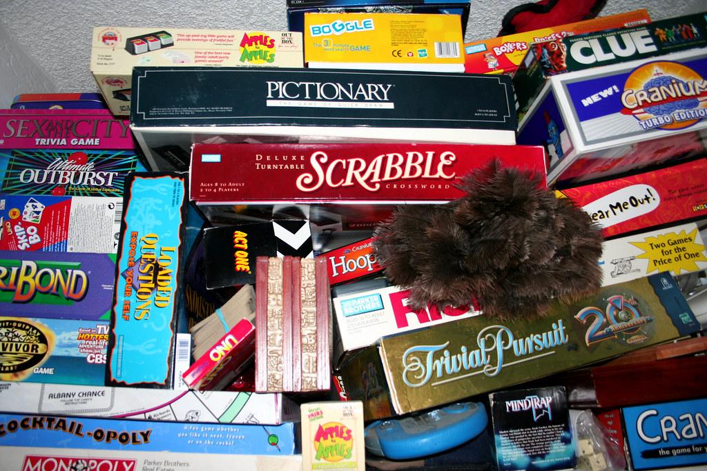 Game Shelf