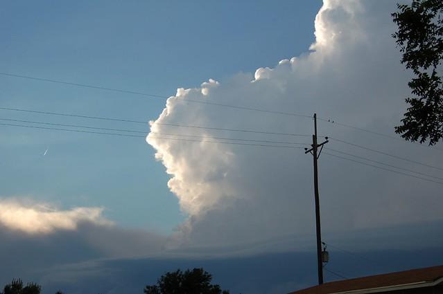 090607 - Strong September Nebraska Thunderstorm