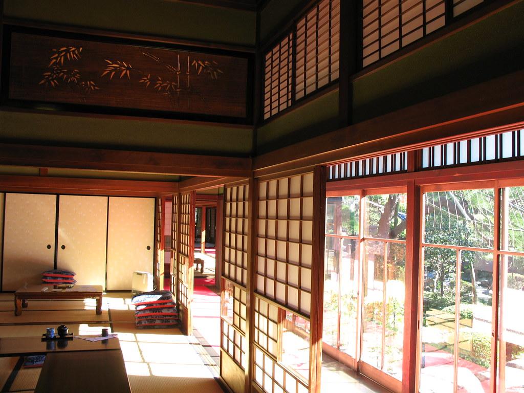Japanese Old Style House Interior Design 和室 わしつ の内装 ないそう