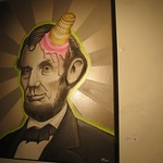 """I Screamin Lincoln"" by Dustin Myers"