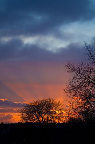 sunset nikon apartment d70 sigma 70300 sigma70300