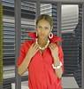 Supermodel Jessica in the view3d.tv studio