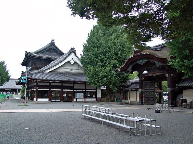 東本願寺 Higashi-Honganji 5