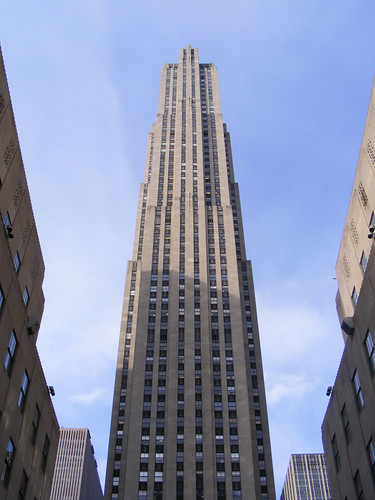 Rockefeller Center - 3 | by paulsimpson1976
