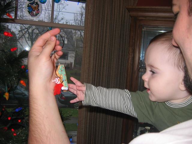 Zoe's First Ornament
