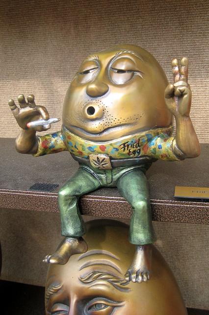 2008 New Orleans Jazz & Heritage Festival: Joan of Art's Humpty Dumpties - Fried Egg
